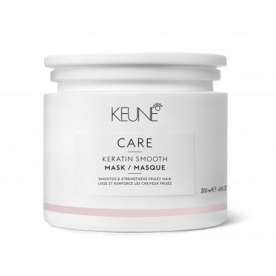CARE LINE Maska s keratínom - 200ml