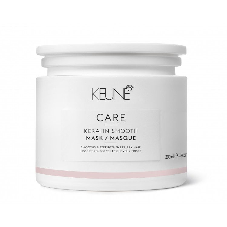 CARE LINE Maska s keratínom - 200ml